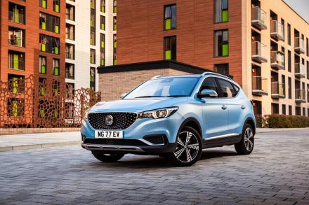 MG Zs Electric Hatchback 105kW Excite EV 45kWh 5dr Auto
