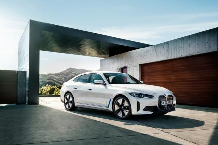 BMW I4 Gran Coupe 250kW eDrive40 M Sport 83.9kWh 5dr Auto